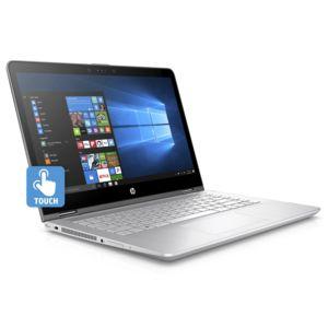 "PC Portable Tactile 14"" HP Pavilion x360 14-BA008NF - FHD, i5-7200U, 8Go RAM, 256Go SSD"