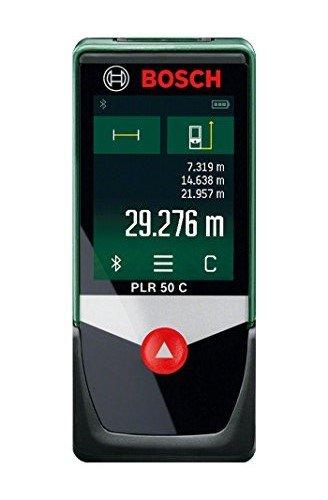 Sélection de produit Bosch en promotion - Ex : Télémètre laser Bosch 0603672200 PLR 50 C
