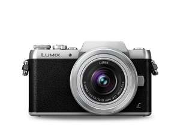 Appareil photo Panasonic DMC-GF7K Argent + 12-32mm F3.5-5.6