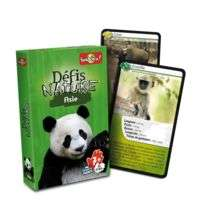 Sélection de jeux de cartes Défis Nature en promotion - Ex : Asie Bioviva