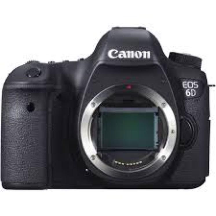 Appareil photo numérique reflex Canon - EOS-6D - 20.2 Mpix, CMOS, full HD