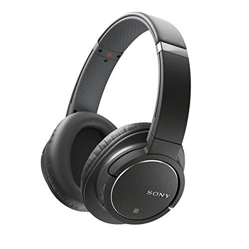 Casque Bluetooth à Réduction de Bruit Sony MDR-ZX770BNB  - Noir