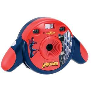 Appareil photo Spiderman DJ100SP - Lexibook
