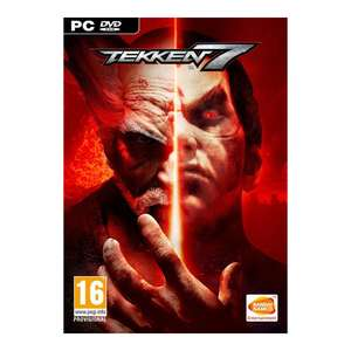 Tekken 7 sur PC version boite