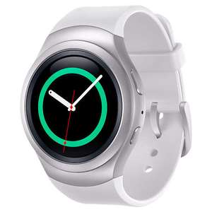 Montre connectée Samsung Gear S2 - Blanc