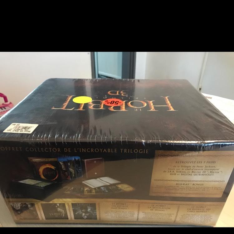 Le Hobbit - Trilogie Coffret Collector Ultimate 3D Édition - Bailleul (59)