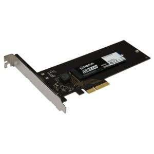 SSD Kingston KC1000 ( MLC) M.2 PCIe NVMe HHHL - 960 Go