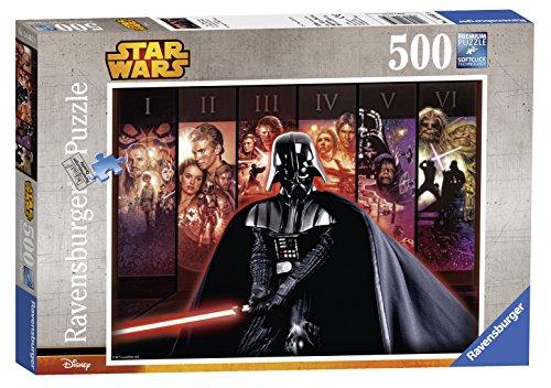 [Panier Plus] Puzzle Ravensburger Puzzle L'univers Star Wars - 500 pièces