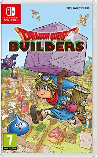 Pré-commande : Dragon Quest Builders sur Switch