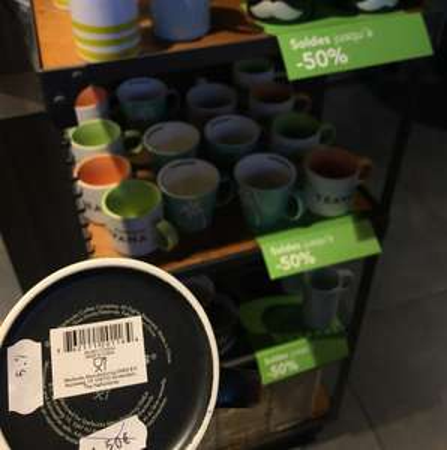 -50% sur tous les Mugs Starbucks - Toulouse (31)