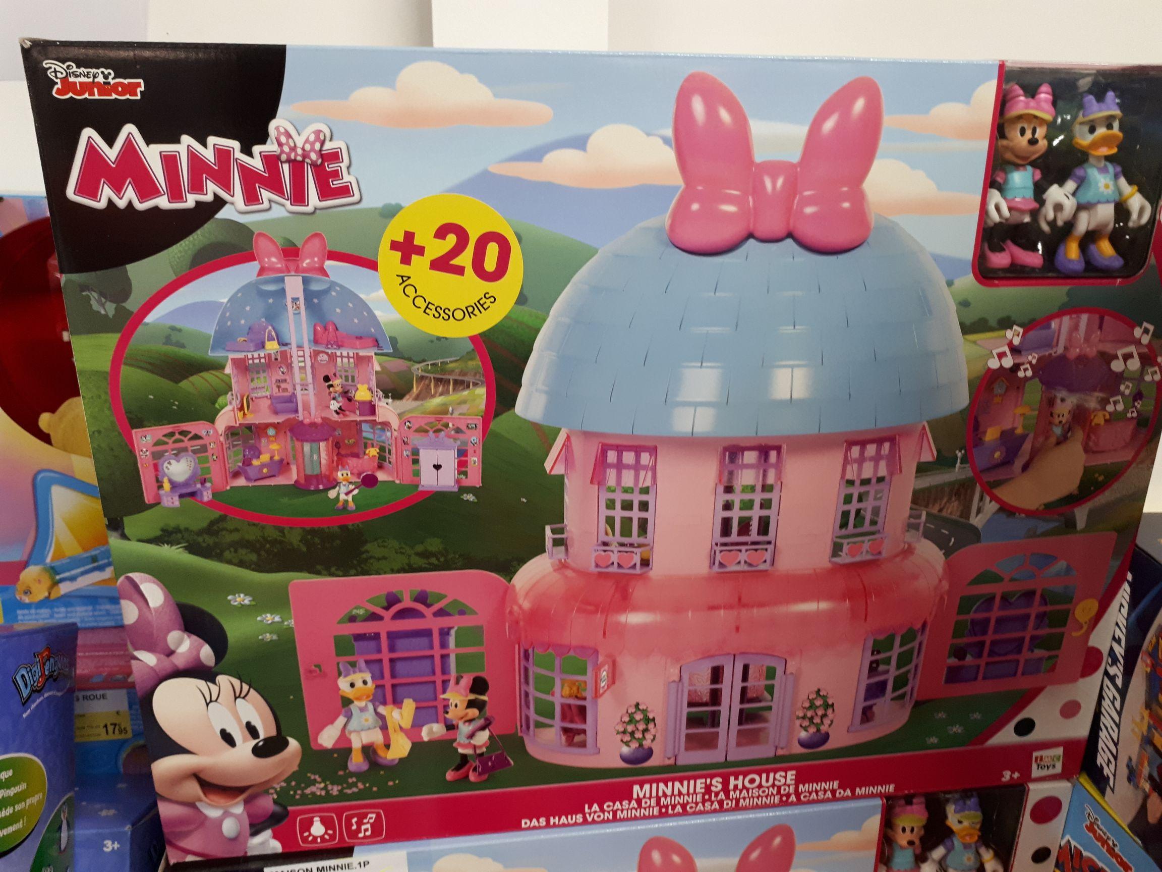 La maison de minnie - Le Boulou (66)