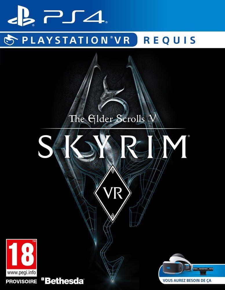 Skyrim VR sur PS4