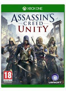 Jeu (dématérialisé) Assassin's Creed Unity Xbox One