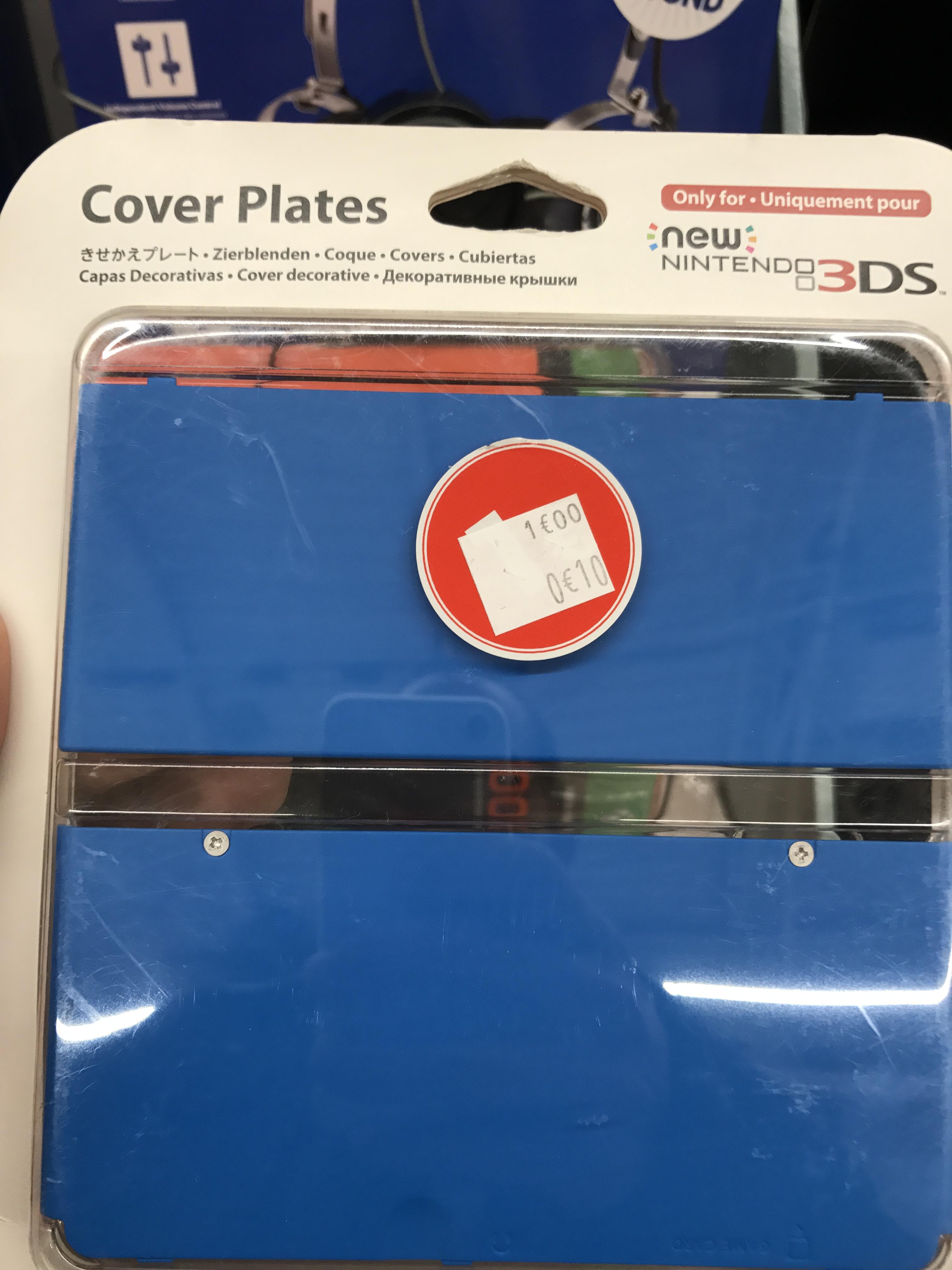 Coque de protection pour console Nintendo New 3DS - Gennevilliers (92)