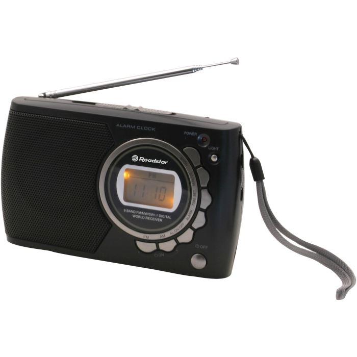 Radio De Voyage Multibandes Roadstar TRA 2362  Pll