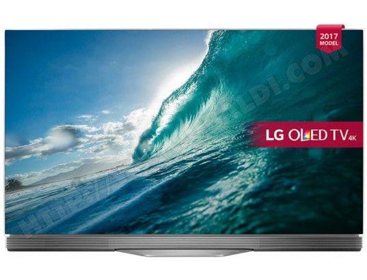 """TV OLED LG 55"""" OLED55E7N - 4K Ultra HD, Smart TV (Via ODR de 500€)"""