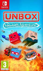 Unbox: Newbie's Aventure sur Nintendo Switch