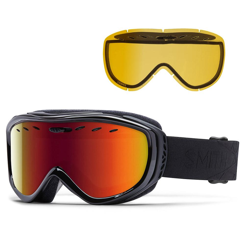 Masque de ski Smith Cadence + second écran