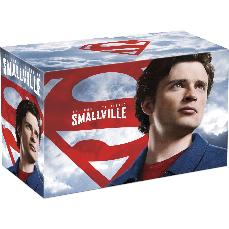 Coffret DVD Smallville - L'Intégrale de la Série (10 Saisons)
