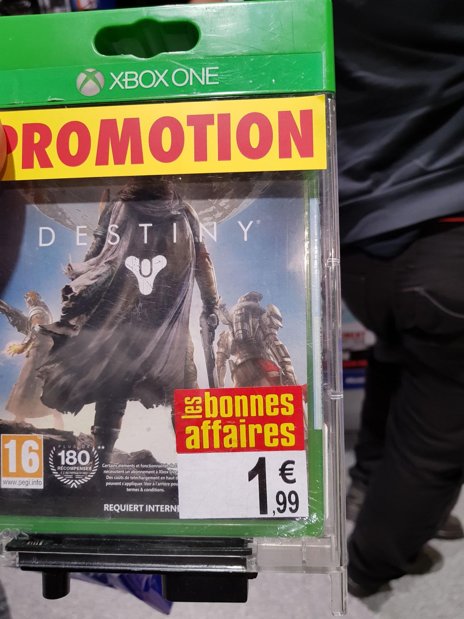 Destiny sur Xbox One Micromania Gramont Toulouse (31)