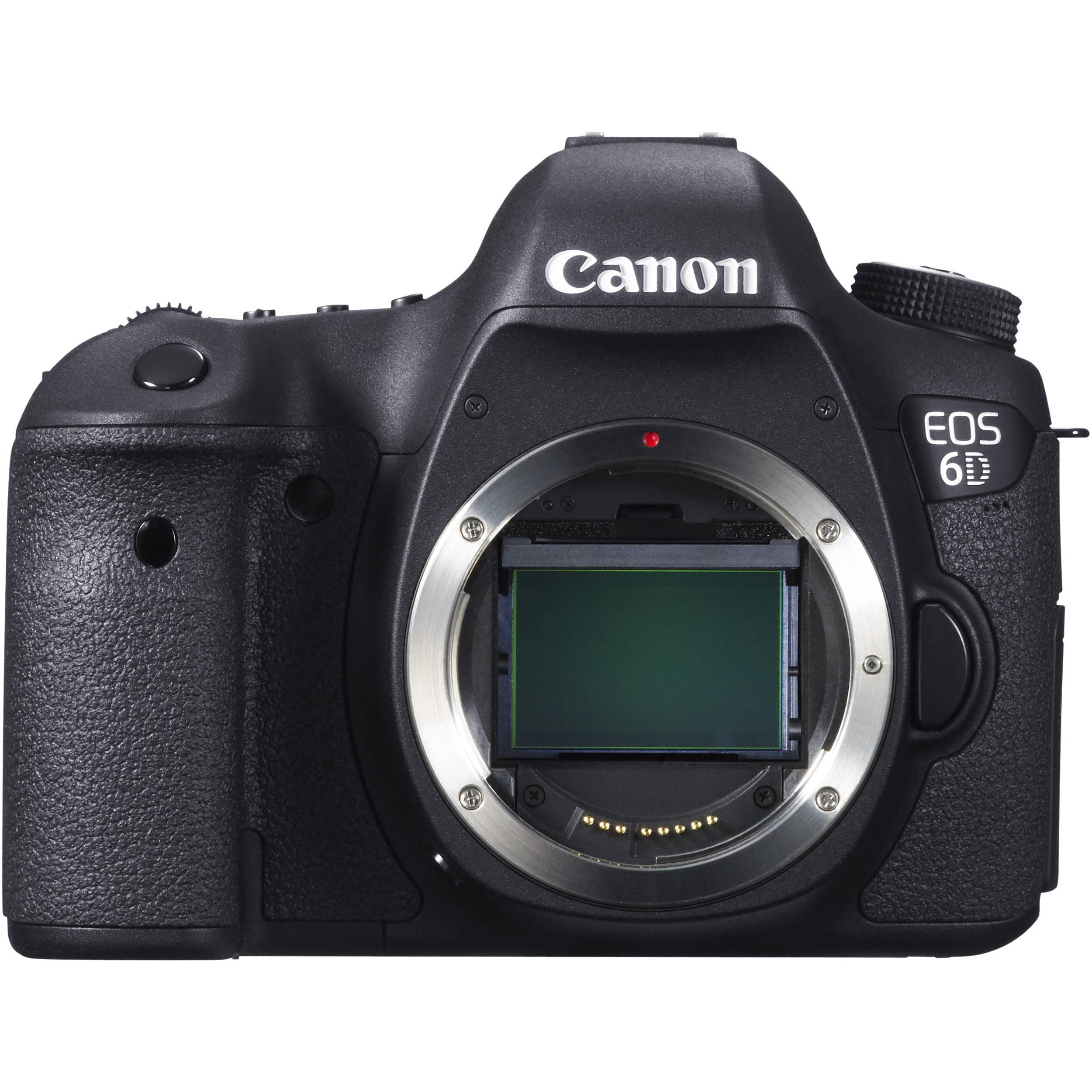 Reflex Canon EOS 6D Boîtier Nu