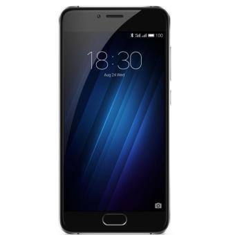 "Smartphone 5"" Meizu U10 32 Go - Double Nano-SIM - Noir"