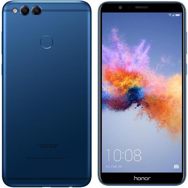 "Smartphone 5.5"" Honor 7X débloqué 4G (64 Go - Double Nano-SIM - Android) (via ODR 50€)"