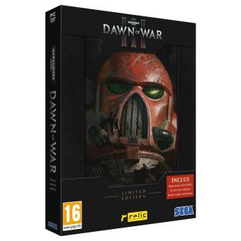 Warhammer 40000 Dawn of War III Edition Limitée sur PC