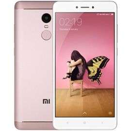 "Smartphone 5.5"" Xiaomi Redmi Note 4X - full HD, 3 Go de RAM, 32 Go, Rose (sans B20) (+ 33€ en SuperPoints)"