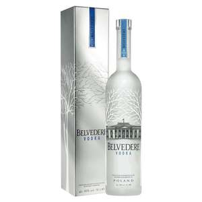 Sélection de boissons en promotion - Ex: Bouteille de vodka Belvedere- 70cl - Cesson-Sévigné (35)