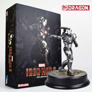 Figurine dragon models Iron Man War machine