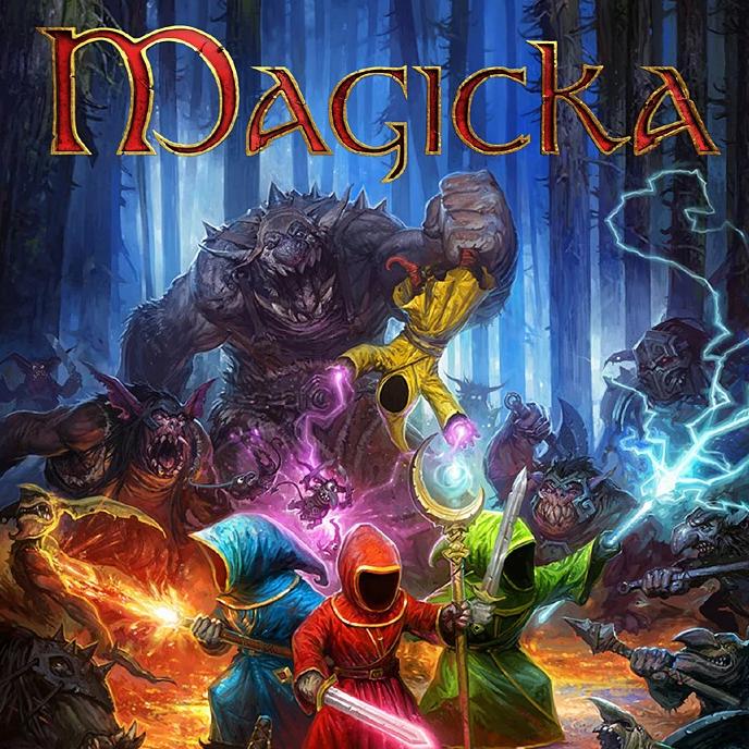 Magicka ou Magicka 2 sur PC (Dématérialisé)