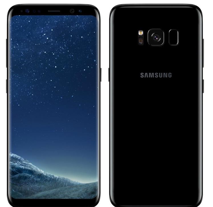 "Smartphone 6.2"" Samsung Galaxy S8 + - 64Go"