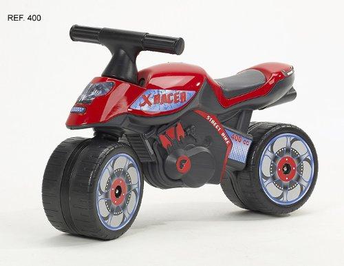Vélo et Véhicule pour Enfant Falk 400 Moto Xrider - Rouge