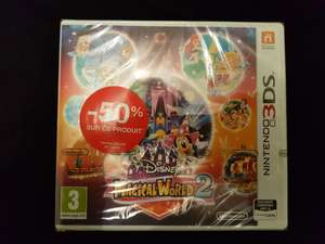 Disney magical world 2 sur Nintendo 3DS - Bercy village (75)