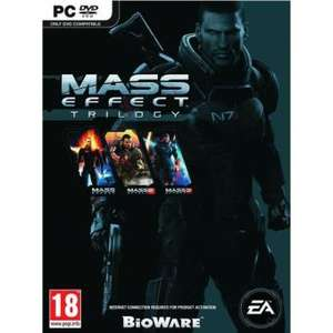 Mass Effect Trilogy sur PC
