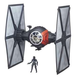 Jouet Hasbro Tie Fighter et pilote Star Wars Black Series