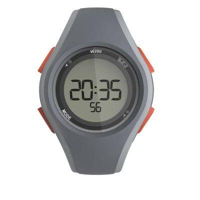 Montre chrono W200 grise