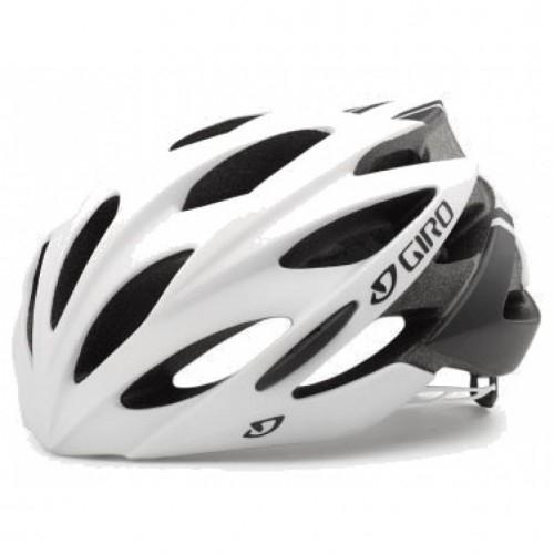 Casque vélo de route Giro Savant - Blanc - Taille XL