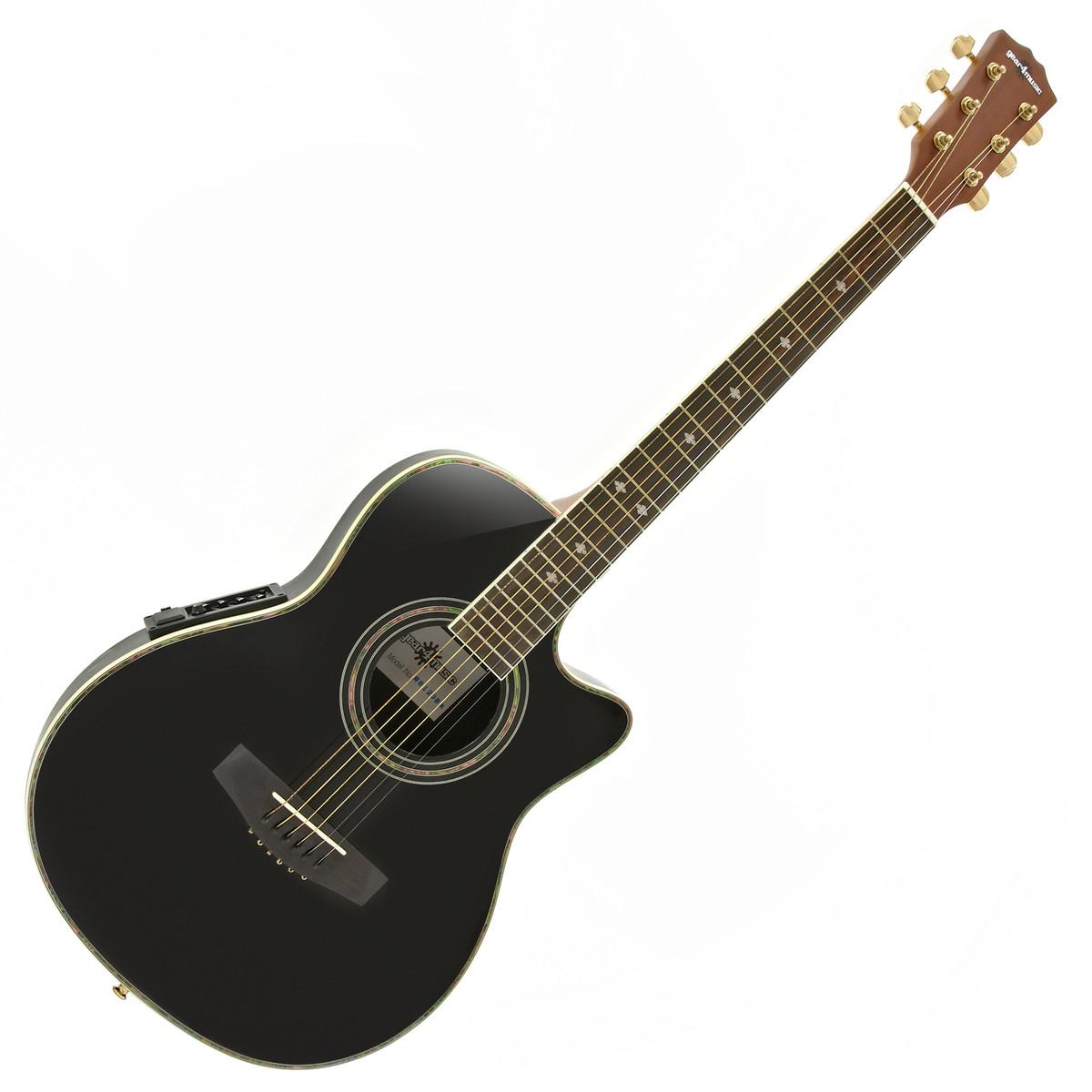 Guitare Électro-Acoustique Roundback