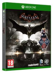 Jeu Batman Arkham Knight sur Xbox one