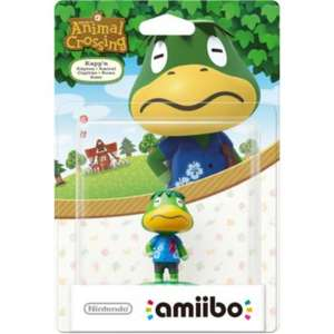Sélection de figurines Amiibo en promotion - Ex : Animal Crossing - Amiral
