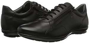 Geox Uomo Symbol A, Oxford Homme Noir (taille 44)
