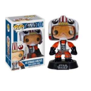 Funko Pop ! Figurine Luke Skywalker Pilot - Star Wars