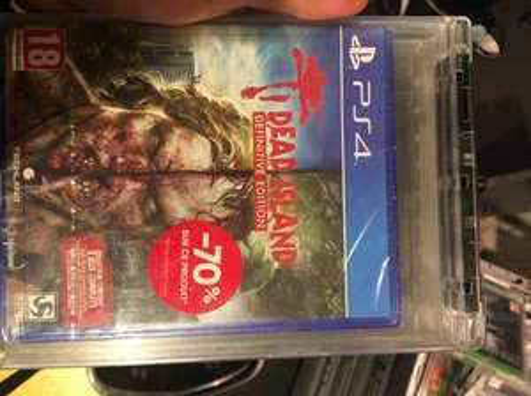 Jeu Dead Island Definitive Edition sur PS4 - Compiègne (60)