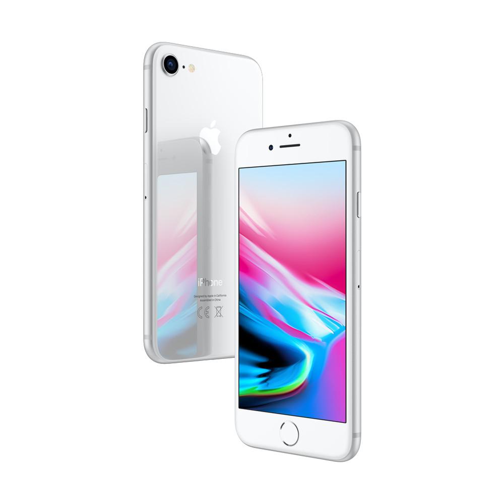 "Smartphone 4.7"" Apple iPhone 8 (Coloris au choix) - 256Go (Frontaliers Suisse)"