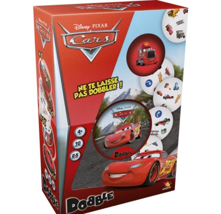 Jeu Asmodee Dobble Cars