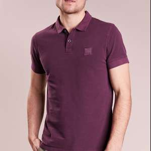 Polo Hugo Boss Orange Bordeaux