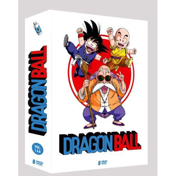 Dragon Ball - Coffret DVD 1 à 3 (Unité)