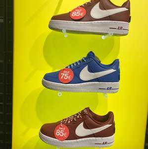 Chaussures Nike Air Force 1 - Sarrebruck (Frontaliers Allemagne)